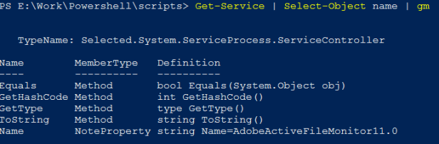 get-service-select