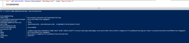 Azure – Install exe files (BigFix) on Azure windows virtual